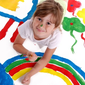 people_children_little_girl_and_a_rainbow_022597_